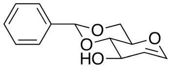 4,6-O-Benzylidene-D-glucal, cas 63598-36-7