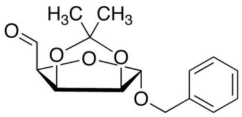 Benzyl 2,3-O-Isopropylidene-α-D-mannopentenofuranoside-6-aldehyde, cas 102854-75-1
