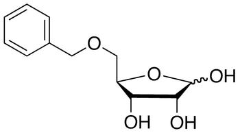 5-O-Benzyl-D-ribose, cas 72369-89-2