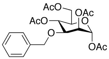 3-O-Benzyl-1,2,4,6-tetra-O-acetyl-α-D-mannopyranose, cas 65827-58-9