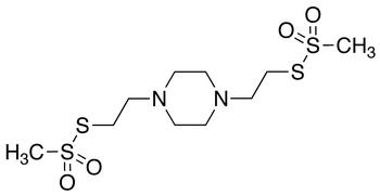 2,2-Bis(methanethiosulfonato)diethylpiperazine