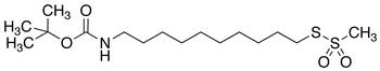10-(t-Boc-amino)-1-decylmethanethiosulfonate