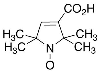 3-Carboxy-2,2,5,5-tetramethyl-3-pyrrolin-1-yloxy, Free Radical