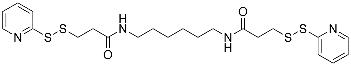 1,6-Hexane-bis-[3-(2-pyridyldithio)propionamide]