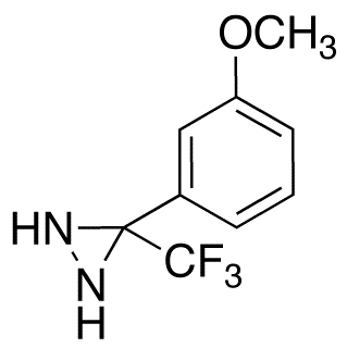3-(3-Methoxyphenyl)-3-(trifluoromethyl)-diaziridine