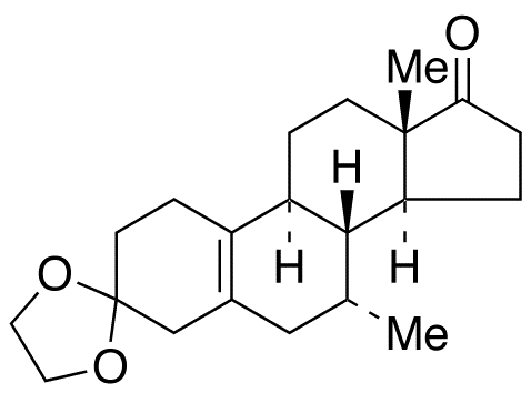 (7a)-Methyl Androstenedione 3-Ethylene Ketal