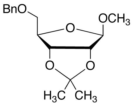 Methyl 2,3-O-Isopropylidene-5-O-benzyl-β-D-ribofuranoside, cas 33019-63-5