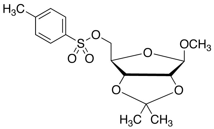 Methyl 2,3-O-Isopropylidene-5-O-p-tolylsulfonyl-β-D-ribofuranoside, cas 4137-56-8