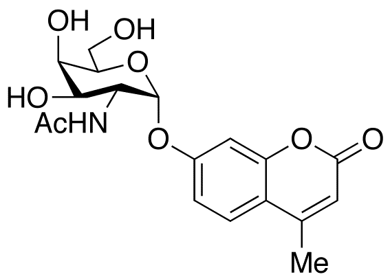 4-Methylumbelliferyl 2-Acetamido-2-deoxy-α-D-galactopyranoside, cas 124223-99-0