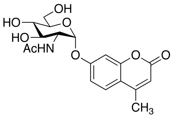 4-Methylumbelliferyl 2-Acetamido-2-deoxy-α-D-glucopyranoside, cas 80265-04-9