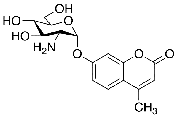 4-Methylumbelliferyl 2-Amino-2-deoxy-α-D-glucopyranoside, cas 137687-00-4