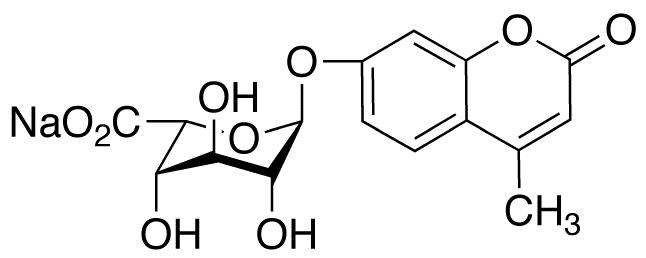 4-Methylumbelliferyl a-L-Idopyranosiduronic Acid, Sodium Salt, cas 89157-94-8