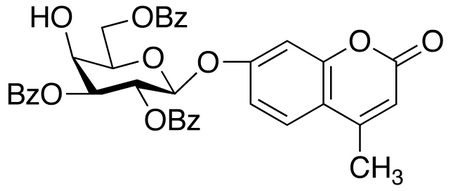 4-Methylumbelliferyl 2,3,6-Tri-O-benzoyl-β-D-galactopyranoside, cas 849207-61-0