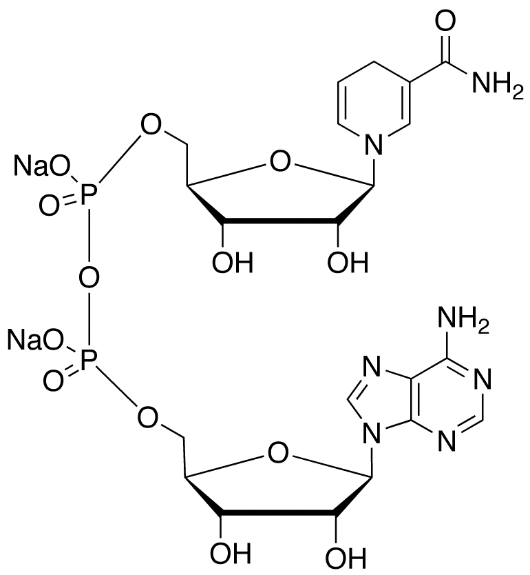 β-NADH Disodium Salt, cas 606-68-8