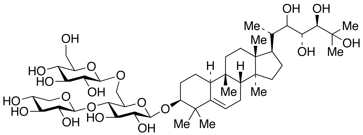 Momordicoside B, cas 75799-04-1
