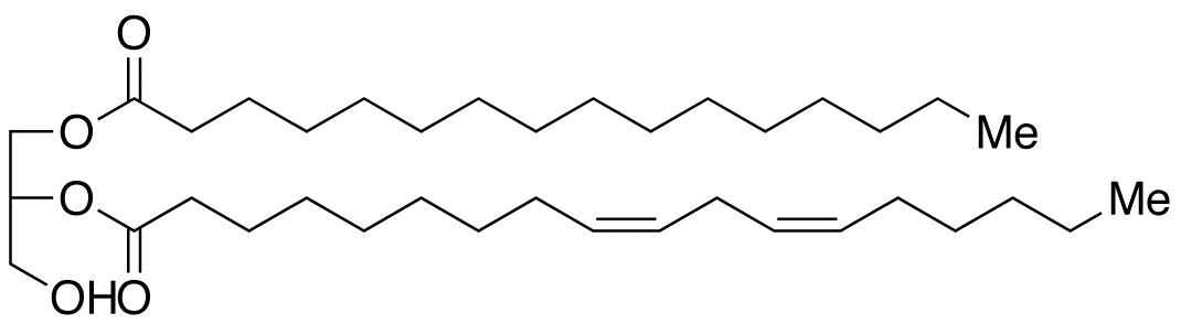 1-Palmitoyl-2-linoleoyl-rac-glycerol