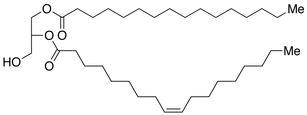 1-Palmitoyl-2-oleoyl-rac-glycerol