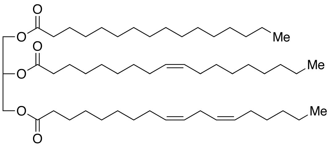 1-Palmitoyl-2-oleoyl-3-linoleoyl-rac-glycerol