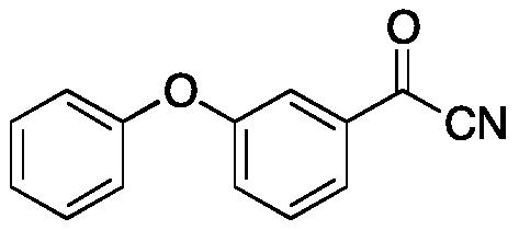 3-Phenoxybenzoyl Cyanide