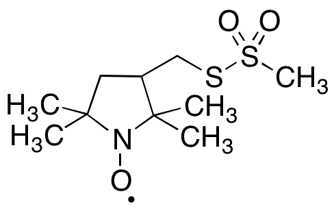 (1-Oxyl-2,2,5,5-tetramethylpyrrolidin-3-yl) Methyl Methanethiosulfonate