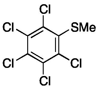 Pentachlorothioanisole