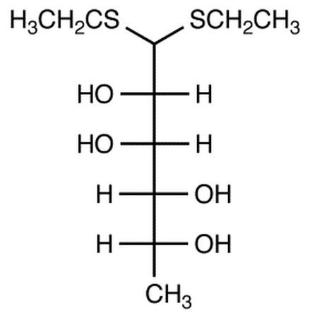 L-Rhamnose Diethyl Dithioacetal