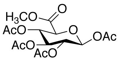 1,2,3,4-Tetra-O-acetyl-β-D-glucuronic Acid Methyl Ester