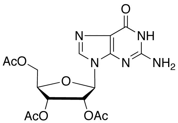 2',3',5'-Tri-O-acetyl Guanosine