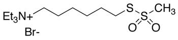 6-(Triethylammonium)hexyl Methanethiosulfonate Bromide