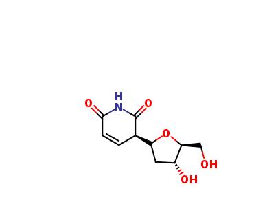 2,4(1H,3H)-Pyrimidinedione, 1-(2-deoxy-D-erythro-pentofuranosyl)