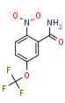 2-Nitro-5-(trifluoromethoxy)benzamide