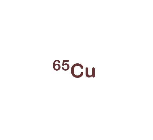Copper-65 isotope
