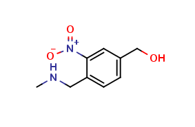 4-Methoxy-N-methyl-2-nitrobenzylamine