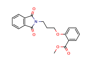 Methyl 2-(3-N-phthalimido)propoxybenzoate, cas 115149-46-7