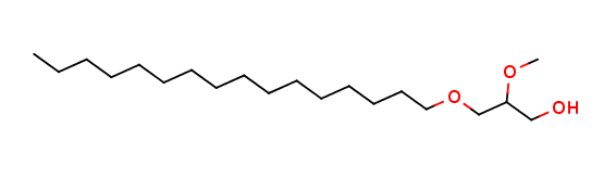 1-O-Hexadecyl-2-O-methyl-rac-glycerol