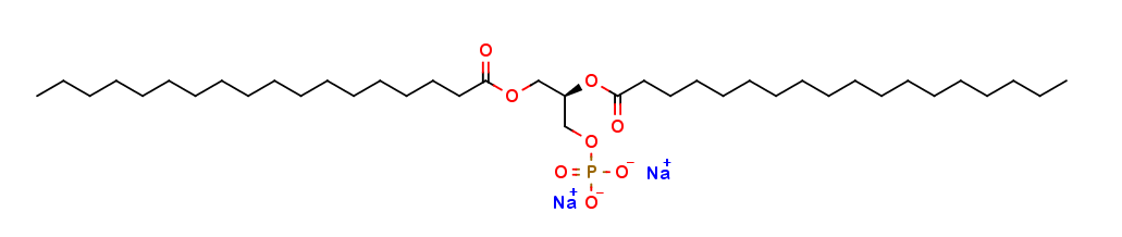 1,2-Distearoyl-sn-glycero-3-phosphatidic acid . disodium salt