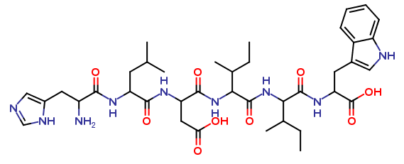 Endothelin (16-21) (H-5772.0001)