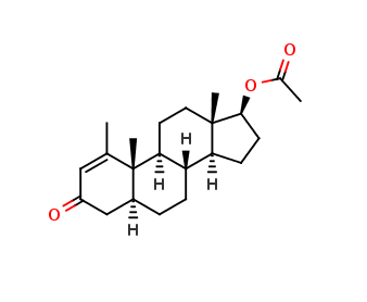Methenolone Acetate, cas 434-05-9