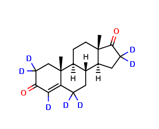 4-Androstene-3,17-Dione D7