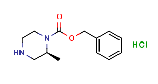 (S)-Benzyl 2-methylpiperazine-1-carboxylate hydrochloride