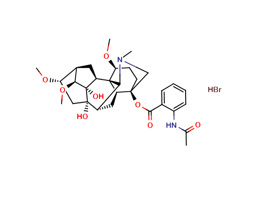 Lappaconitine Hydrobromide