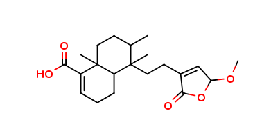 15-Methoxypatagonic acid, cas 115783-35-2