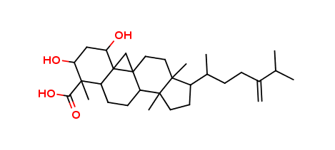 23-Deoxojessic acid