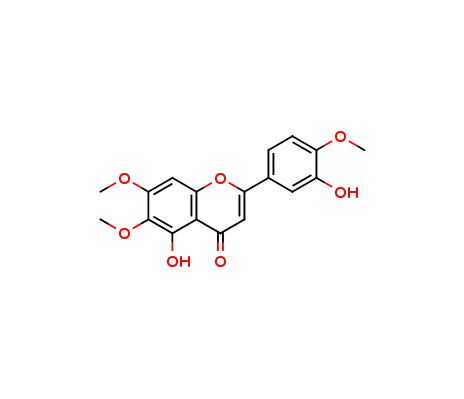 5,7-Dihydroxy-3,4,8-trimethoxyflavone, cas 1570-09-08
