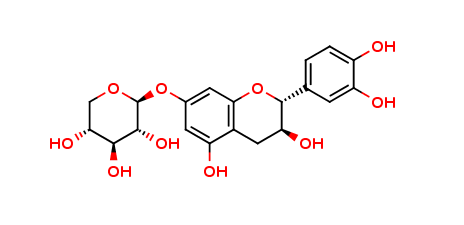 Catechin 7-xyloside, cas 42830-48-8