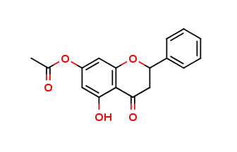 Pinocembrin 7-acetate