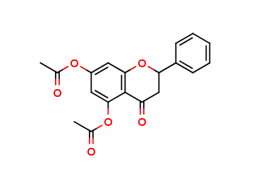 Pinocembrin diacetate