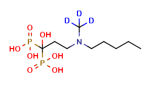Ibandronic acid D3, cas 1130899-41-0