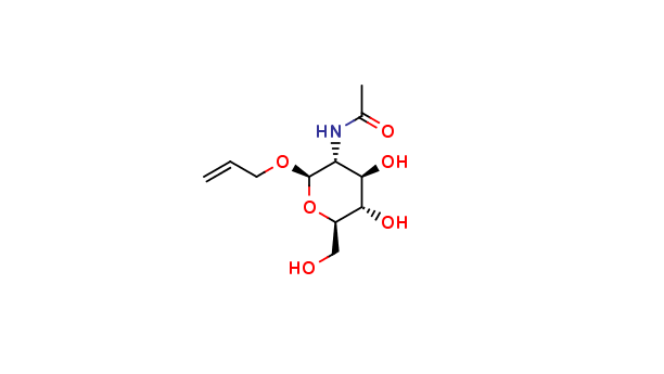 Allyl 2-acetamido-2-deoxy-β-D-glucopyranoside, cas 54400-77-0