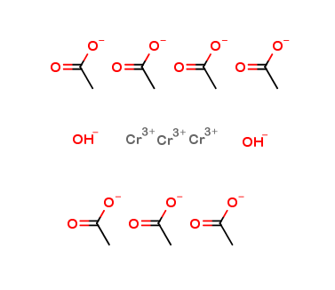Chromium(III) acetate hydroxide
